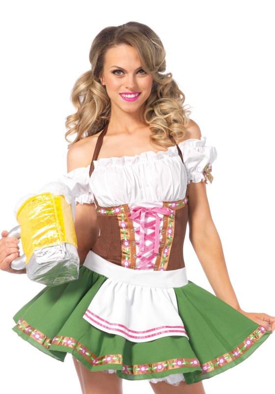 Dámský kostým sexy selka z Oktoberfestu - Nejlevnější Ptákoviny 2ba4beabcc