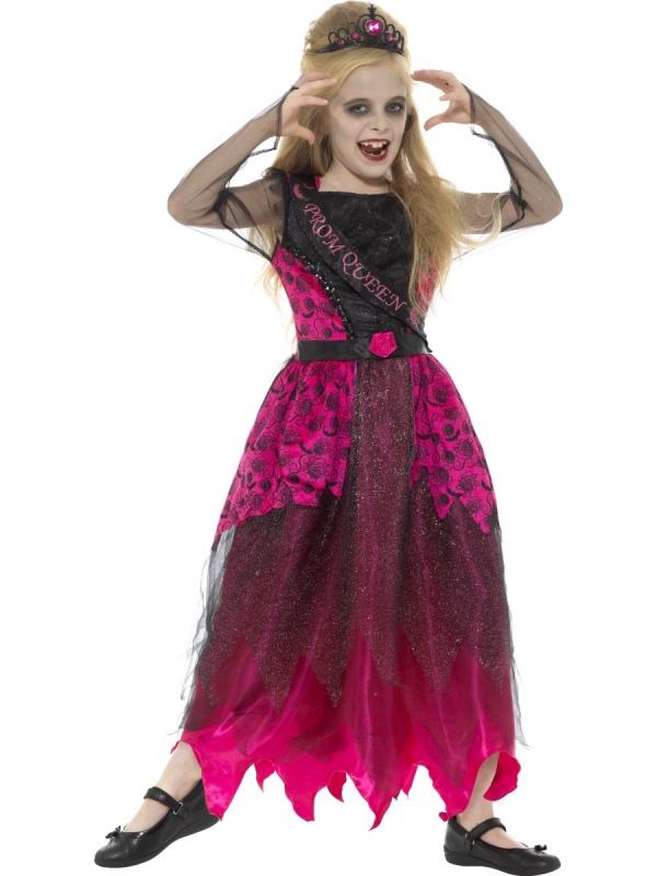 2dbc0aa2e Dětský kostým Královna upířího plesu - Nejlevnější Ptákoviny