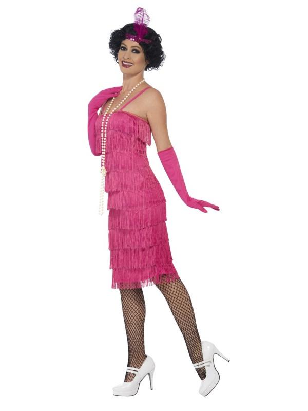 5270a9761587 Šaty Nejlevnější Třásňové Růžové Ptákoviny Prohibice kXTiuZOwP