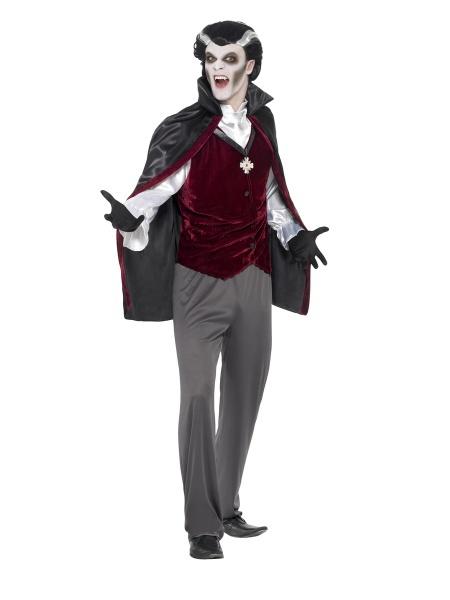 c86afb8ad E-shop > Karnevalové kostýmy > Pánské kostýmy > Halloween > Elegantní vampír