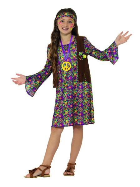 3bec8ce80929 E-shop   Karnevalové kostýmy   Dětské kostýmy   Kostýmy pro holky   Slečna  Hippie