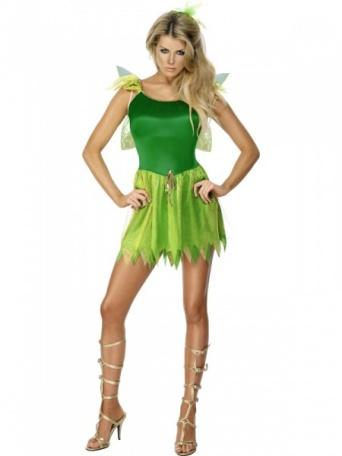 69b56255c295 Kostým pro ženy - Lesní víla - Nejlevnější Ptákoviny