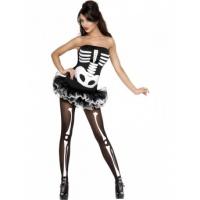Kostým pro ženy - Mrtvá nevěsta - Nejlevnější Ptákoviny 96ebe7859a