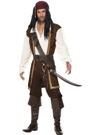 72ffd74cad73 Kostým pro muže - Pirát všech moří - Nejlevnější Ptákoviny