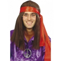 Hippy man sada