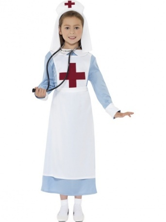 Dětský kostým pro dívky - Sestřička II - Nejlevnější Ptákoviny 5c0368bd272