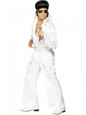 5390ef68137f Kostým pro muže - Elvis - Nejlevnější Ptákoviny