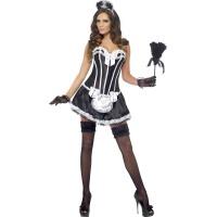 Kostým pro ženy - Sexy pokojská s korzetem 6d4157a3dd