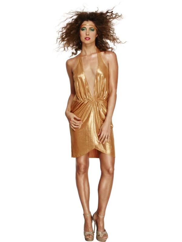 511696d56f71 Kostým pro ženy - 70 s Disco Diva - Nejlevnější Ptákoviny